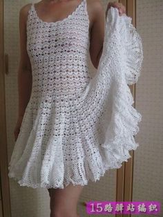 Crocheted work and patterns for crocheted work :)
