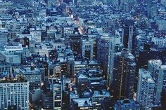 Cities cities cities.