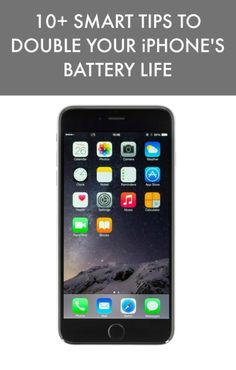 This well-kept secret can give you hours of extra phone time on a single charge. 10+ iPhone hacks to double your battery life.