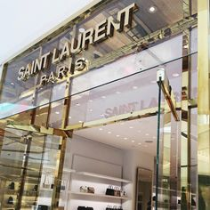 i had the best time buying my first designer boots and bag at saint laurent. - i had the best time buying my first designer boots and bag at saint laurent. Vous êtes à la bonne - Boujee Aesthetic, Aesthetic Collage, Luxury Store, Shop Till You Drop, Luxe Life, New Wall, Store Fronts, Go Shopping, Shopping Spree