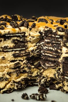 ​Peanut butter and Oreos may be the world's greatest combination. ​