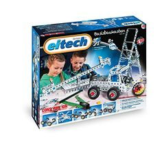 Eitech 10006C06 Classic Series Basic Set270 Pcs Science Kit -- View the STEM educational item in details by clicking the image