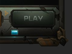 Wildstar UI Concept by Miguel Angel Durán on Dribbble