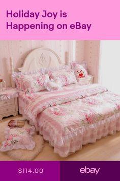 3ff635fe4e25 Duvet Covers   Sets Home   Garden  ebay Κομψά Υπνοδωμάτια Παλιού Τύπου