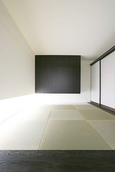 tatamis for the mezzanine Japanese Modern House, Japanese Home Decor, Japanese Interior, Japanese Design, Architecture Du Japon, Interior Architecture, Interior Exterior, Interior Design, Tatami Room