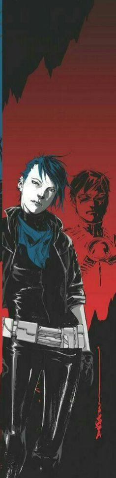 Harper Row, Batman, Blue Bird, Comic Art, The Row, Dc Comics, Marvel, Superhero, Anime