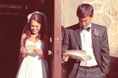 ¿Cómo hacer más emotiva la boda? Te presento ocho ideas románticas para el gran día #bodas #elblogdemaríajosé #ideas #weddings