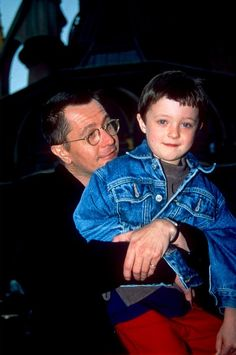 Gary Oldman with his son Alfie ❤
