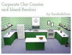 recolor by Saudale Sims of Corporate Chic Counter
