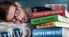 Απόρρητο: 248 Πηγές για να γίνετε ένας WordPress Expert!
