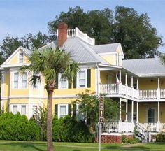 Coombs House Inn in Apalachicola, Florida Vacation Rental Photos