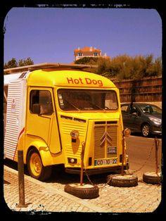 Hot Dog at Cascais  Portugal