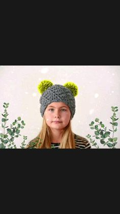 Baby Hats Knitting, Knitted Hats, Crochet Hats, Mickey Party, Leather Earrings, Color Inspiration, My Etsy Shop, Beanie, Handmade