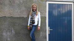 Bekijk dit items in mijn Etsy shop https://www.etsy.com/listing/475112128/knitted-scarf-norwegian-pattern