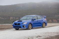 2015 Subaru WRX STI First Drive - Motor Trend