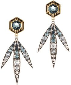 Lulu Frost Nicandra Drop Earrings