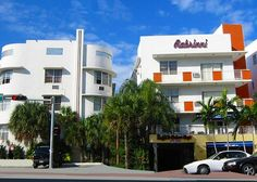 South Beach Miami Art Deco District - 2012