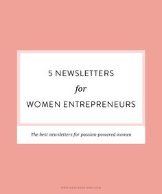 I'm an avid subscriber of newsletters. If I come across a site with  personality, bag loads of passion, and an enticing reason to subscribe  (like a free eBook) then I'm IN.  I have a separate email account that I use solely for subscribing, and I  hook that email account up to my iPad and no o