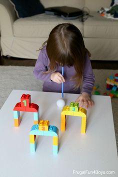 Spielen Sie Ideen mit LEGO DUPLO Bricks  #bricks #duplo #ideen #spielen