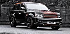RS300 Vesuvius  tuner Kahn Design pour le Range Rover Sport 3.0 SDV6 HSE.