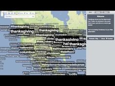CONTENT = KING - and here's the proof. The team at Trendsmap make sure you can see realtime what's trending where