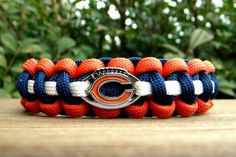 chicago bears football jelwery  I can learn how to make this...