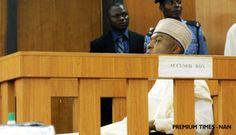 Ekpo Esito Blog: Tribunal adjourns Saraki's trial to November after...