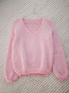 Punch Needle, Knit Crochet, Cross Stitch, Pullover, Sewing, Knitting, My Style, Sweaters, Cardigans