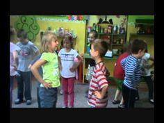 Taniec dzieci - Wroblanka (inna grupa) - YouTube