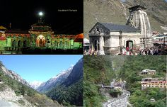 Char dham yatra package is for visit to Badrinath, Kedarnath, Gangotri and Yamunotri and chardham tour package http://www.travelshanti.com/packages/peace/india/char-dham-yatra-package
