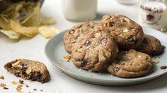 extra-crispy chocolate chip potato chip cookie