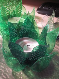 Plastic Bottle Crafts, Plastic Bottles, Reuse, Upcycle, Plastic Waste, Recycling Ideas, Sculpture, Christmas Ornaments, Holiday Decor
