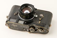 "passionleica: "" My '61 Leica M2 with a Summilux 35mm f/1.4. """