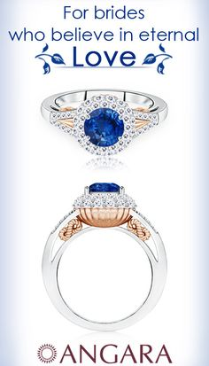 For brides who believe in eternal Love #Angara