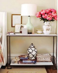 I love this nightstand. Everything about it.