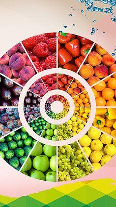 La Fruta Fresca Background - New Site Juice Bar Design, Food Clips, Fruit Shop, Border Design, Over The Rainbow, Herbalife, Fresh Fruit, Food Styling, Good Food