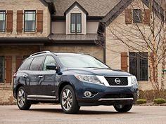 2016 Nissan Pathfinder Redesign - http://reicars.com/2016-nissan-pathfinder-redesign/
