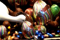Easter and Delicious Chocolate!