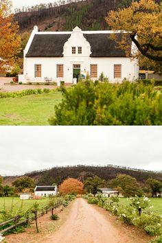 Basse Provence Country House is in Franschhoek, 'n klein dorpie in die Wes-Kaap, geleë. Die dorp is bekend vir sy wingerde, wynroetes, besienswaardighede, fietsroetes, voetslaanroetes en restaurante. Provence, Country Roads, House, Provence France, Haus, Homes, Houses