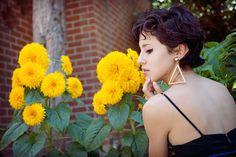 Karla Deras for Roman Luxe