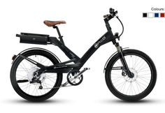 The Hybrid 24 is the most advanced pedelec in our range. Equipped with an integrated cockpit-style user interface, a wireless security key and our next generation intelligent motor controller which seamlessly integrates your pedal power with the output of the motor, the A2B Hybrid 24 is the perfect vehicle for a dynamic commuting experience.