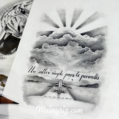 Cloud Tattoo Design, Tattoo Lettering Design, Tattoo Design Drawings, Tattoo Designs Men, Design Tattoos, Cool Chest Tattoos, Chest Piece Tattoos, Best Sleeve Tattoos, Sky Tattoos