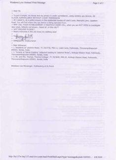 2009apr8 Complaint to the Central Economic Intelligence Bureau8