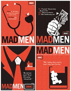 Mad Men Posters #madmen #madmenposters