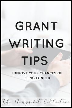 Today I want to share with you some of my random grant writing tips. These are tips about various topics that I come back to all the time.