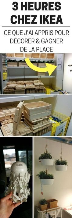 IKEA tips for decorating and winning space (laundry and kitchen) - Kitchen Decor