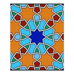Shop Islamic geometric pattern Poster created by moresque. Islamic Motifs, Islamic Tiles, Islamic Art Pattern, Pattern Art, Geometric Drawing, Abstract Drawings, Kandinsky For Kids, Pakistan Art, Geometry Pattern
