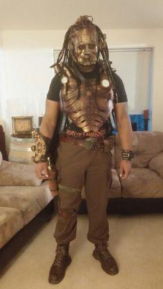 Test fit armor