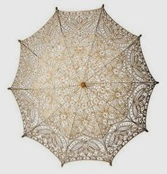 lace parasol for weddings. Yes, Yes, and Yes!
