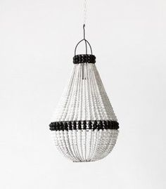 Shop here for the perfect lighting shade to hang in your home. Whether you are looking for something sleek & modern, or organic & beachy. Shop here. White Chandelier, Beaded Chandelier, Chandeliers, Selling On Pinterest, Modern Bedroom Furniture, Online Furniture Stores, Lounge Sofa, Light Shades, Steel Frame